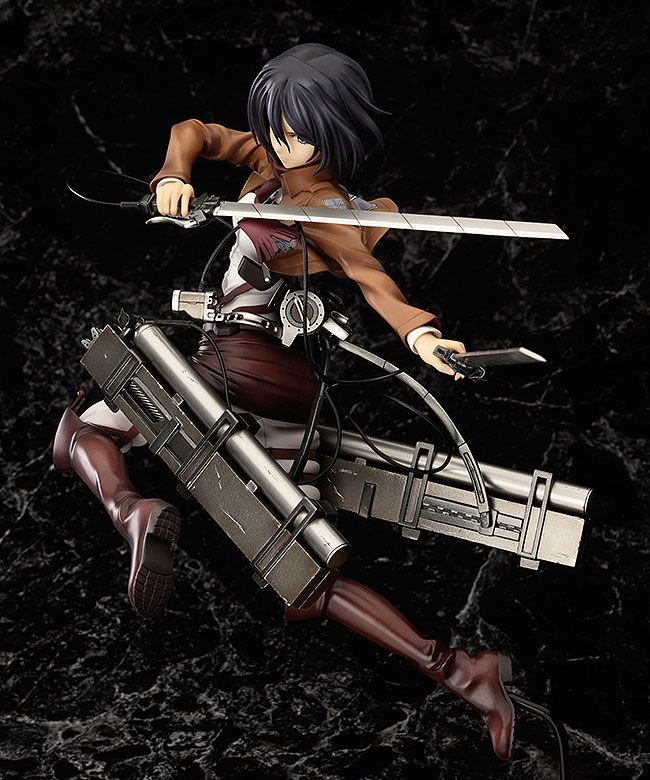 Фигурка Attack on Titan: Mikasa Ackerman 1/8 Complete