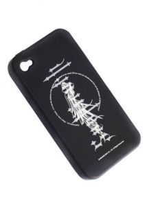 iPhone 4 Case: Final Fantasy Advent Children - One-Winged Angel (Sephiroth)