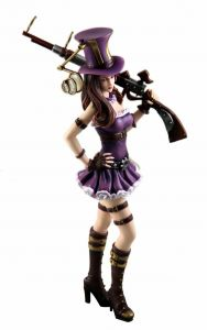 Фигурка League of Legends: Caitlyn