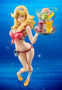Фигурка Space Dandy: Honey 1/8 Complete