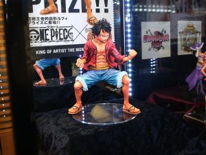 Фигурка Фигурка One Piece: The Grandline Men 15th Luffy (Premium)