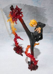 Фигурка  One Piece: Sanji Battle Ver.