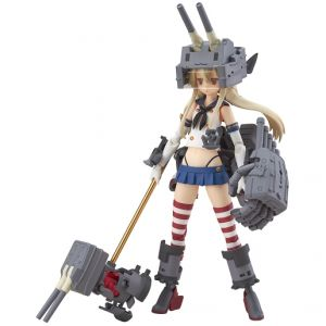 Фигурка Kantai Collection Alloy Shimakaze